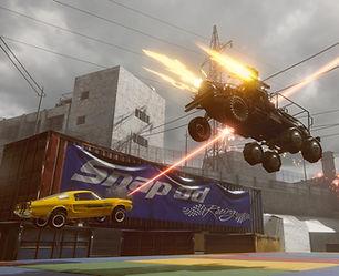 Vroom Kaboom by Ratloop Games for the HTC Vive & Oculus Rift