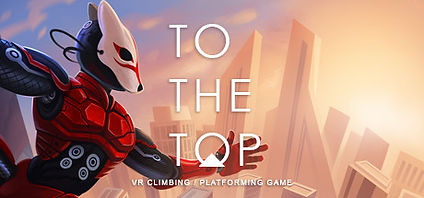 To The Top logo by Electric Hat Games for HTC Vive
