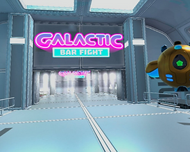 Galactic Bar Fight by Weird Kid Studios for the Oculus Quest App Lab program