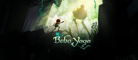 Baba Yaga by Baobab Studios logo