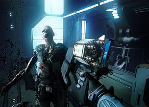 The Persistence by Firesprite for the HTC Vive, Oculus Rift, Valve Index and Windows Mixed-Reality platforms