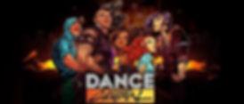 Dance Central by Harmonix logo