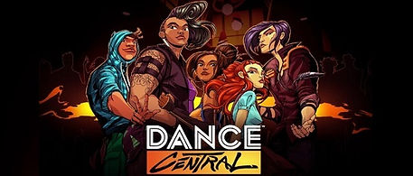 Dance Central by Harmonix logo