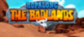 Hopalong The Badlands by From The Future Logo