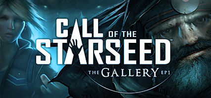 The Gallery: Episode 1 Call of the Starseed logo
