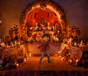 Coco VR by Magnopus and Pixar for the HTC Vive, Oculus Rift, Valve Index and Windows Mixed-Reality platforms