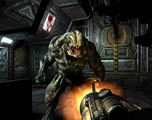 Doom 3 VR Edition by Archiact for the PlayStation VR