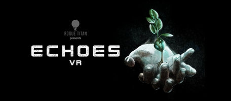 Echoes VR by Rogue Titan Games logo
