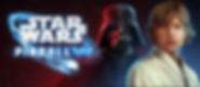Star Wars Pinball VR by Zen Studios logo