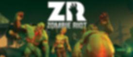 Zombie Riot by PlaySide Studios logo