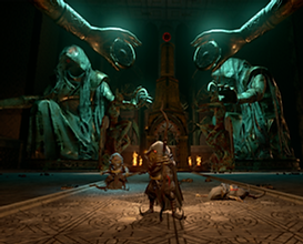 The Mage's Tale by inXile Entertainment for the Oculus Rift & HTC Vive