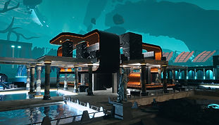 Telefrag VR by Anshar Studios for the Oculus Rift and HTC Vive