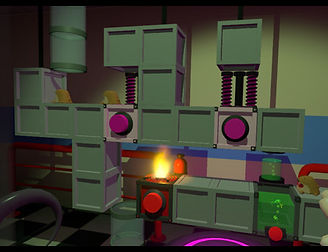 Henry the Hamster Handler by Pockey Money Games for Vive, Rift and PSVR