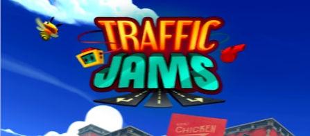 Traffic Jams by Little Chicken logo