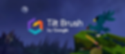 Tilt Brush by Google logo