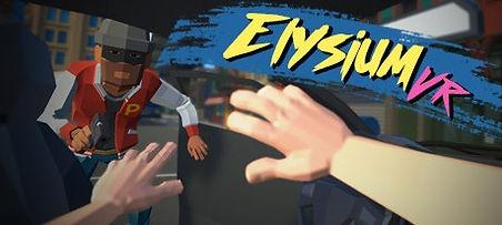 Elysium VR by RAV3 Interactive logo