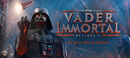 Vader Immortal: Episode II by ILMxLAB logo