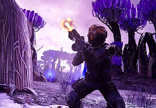 Frostpoint VR: Proving Grounds by inXile Entertainment for the Oculus Rift and Oculus Rift S platforms