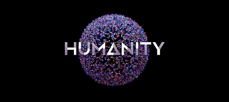Humanity by tha ltd. and Enhance Games logo