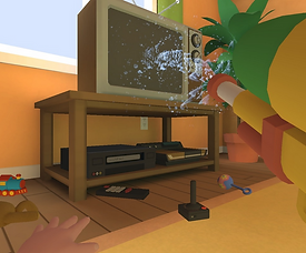 Baby Hands by Chicken Waffle for the Oculus Quest App Lab