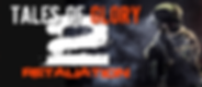 Tales of Glory 2 Retaliation by BlackTale Games logo