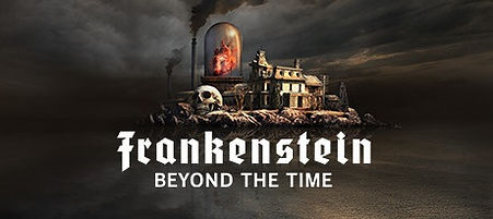 Frankenstein: Beyond The Time by The Dust S.A. logo