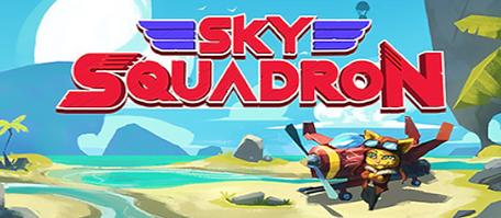 Sky Squadron by Trick Shot Development logo