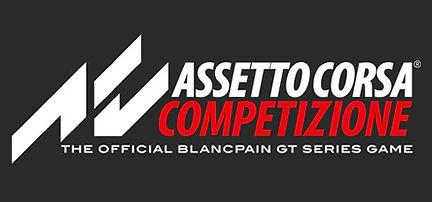 Assetto Corsa Competizione by Kunos Simulazioni logo
