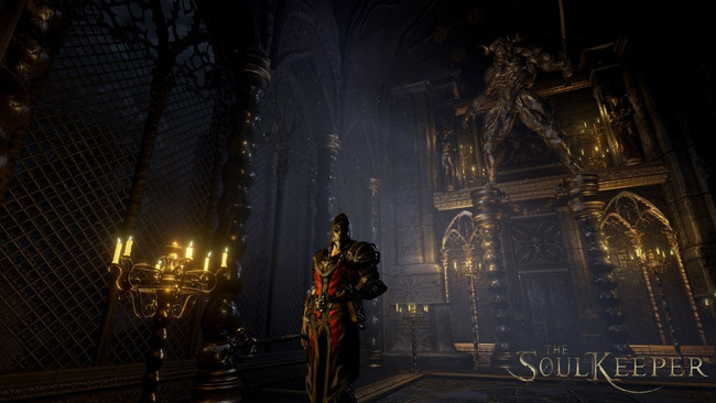 The Soulkeeper VR is out now, and very beautiful, but....