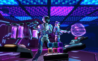 Electronauts by Survios for the HTC Vive, Oculus Rift & PSVR