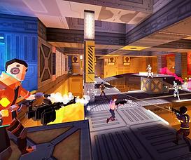 Gun Raiders by Gun Raiders for the Oculus Quest App Lab