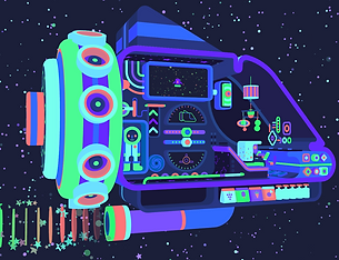 GNOG by Double Fine Productions for the PlayStation VR