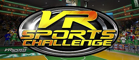 VR Sports Challenge by Sanzaru Games logo