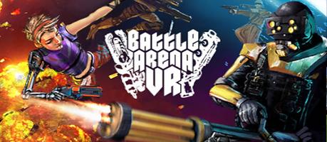 Battle Arena VR by DreamTeam Mobile logo