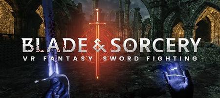 Blade & Sorcery by WarpFrog logo