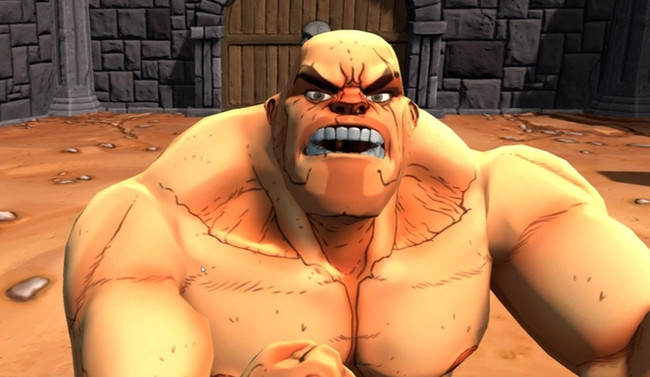 GORN for Oculus Quest has an official release date!