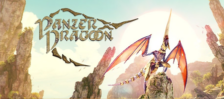 Panzer Dragoon Voyage Record by Wildman Inc. and Sega logo