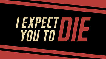 I Expect You To Die by Schell Games logo