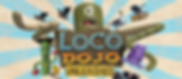 Loco Dojo Unleashed by Make Real logo