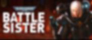 Warhammer 40k Battle Sister by Pixel Toys logo