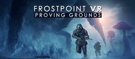 Frostpoint VR: Proving Grounds by inXile Entertainment logo