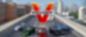 V-Speedway Alpha by Commuter Games  logo