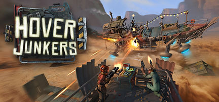 Hover Junkers by Stress Level Zero logo