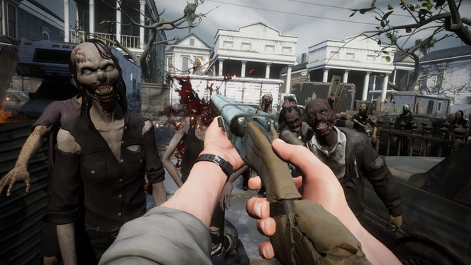 Move over Beat Saber, The Walking Dead: Saints & Sinners could be VR's new Flagship title
