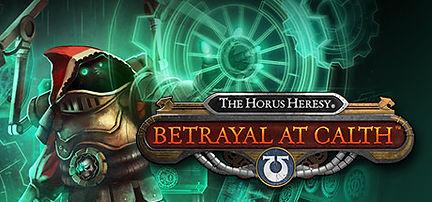 The Horus Heresy: Betrayal at Calth logo