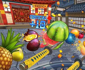 Fruit Ninja VR by Halfbrick Studios for Vive, Rift & PSVR