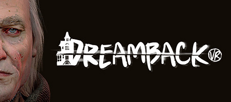 DreamBack VR by Come Over Gaming logo