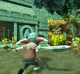 Herobound Spirit Champion by Gunfire Games for the Oculus Rift