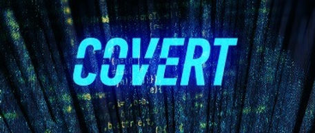 Covert by White Elk Studios logo