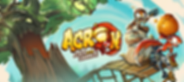 Acron: Attack of the Squirrels! by Resolution Games logo